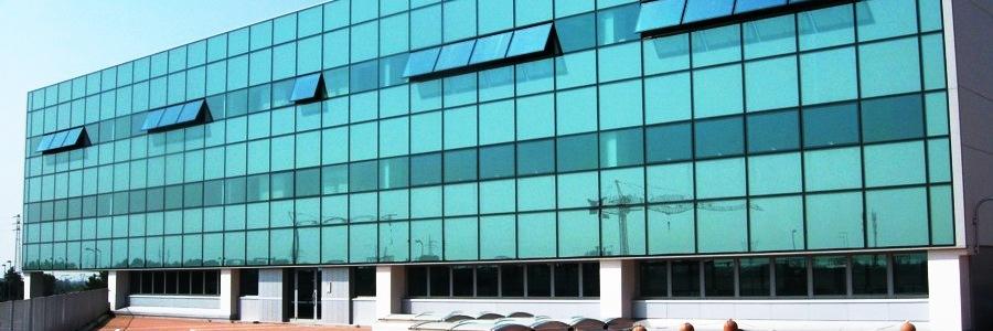 GE.I.CO.VE Euroinfissi Facciata in vetro